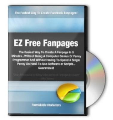 Product picture EZ Free Fanpages