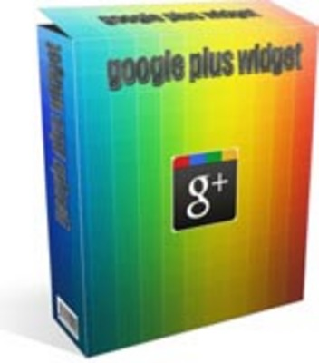 Product picture WP Google Plus Widget