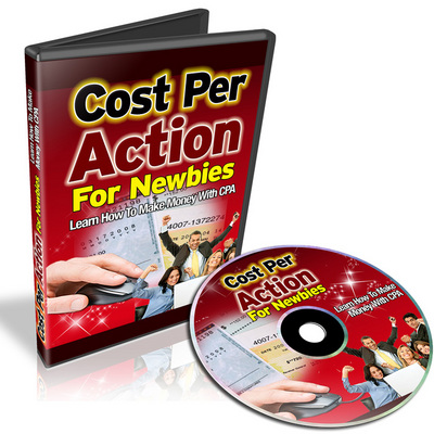 Product picture CPA For Newbies (PLR)