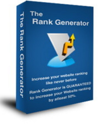 Product picture The Rank Generator