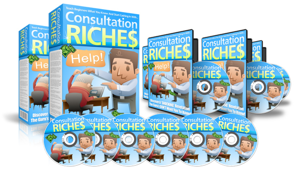 Product picture Consultation Riches (MRR)
