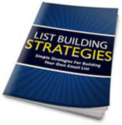 Product picture List Building Strategies