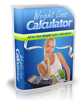 Product picture Weight Loss Calculator MRR