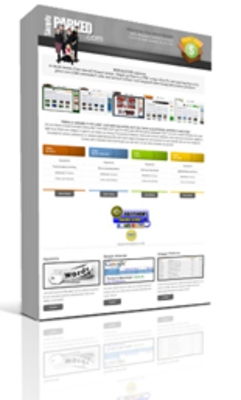 Product picture Simply Parked PHP Solution Pack